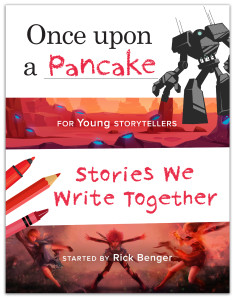Once Upon a Pancake Book