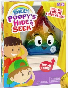 Silly Poopy's Hide and Seek
