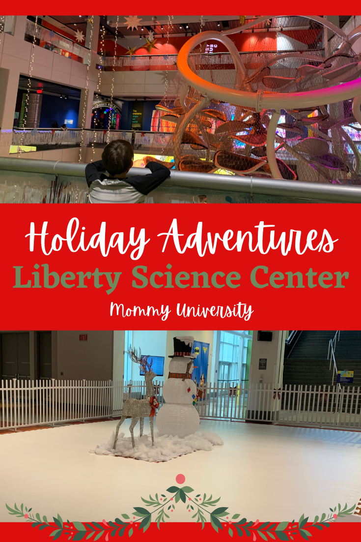 Holiday Adventures at Liberty Science Center-2