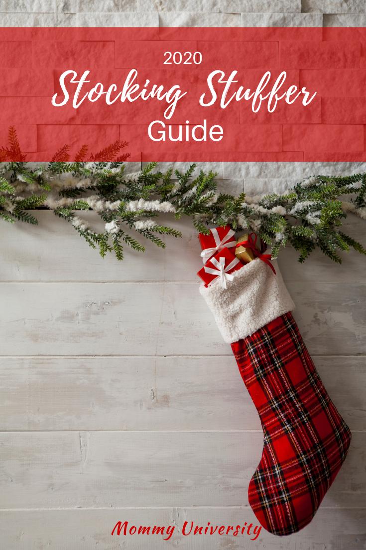 2020 Stocking Stuffer Guide