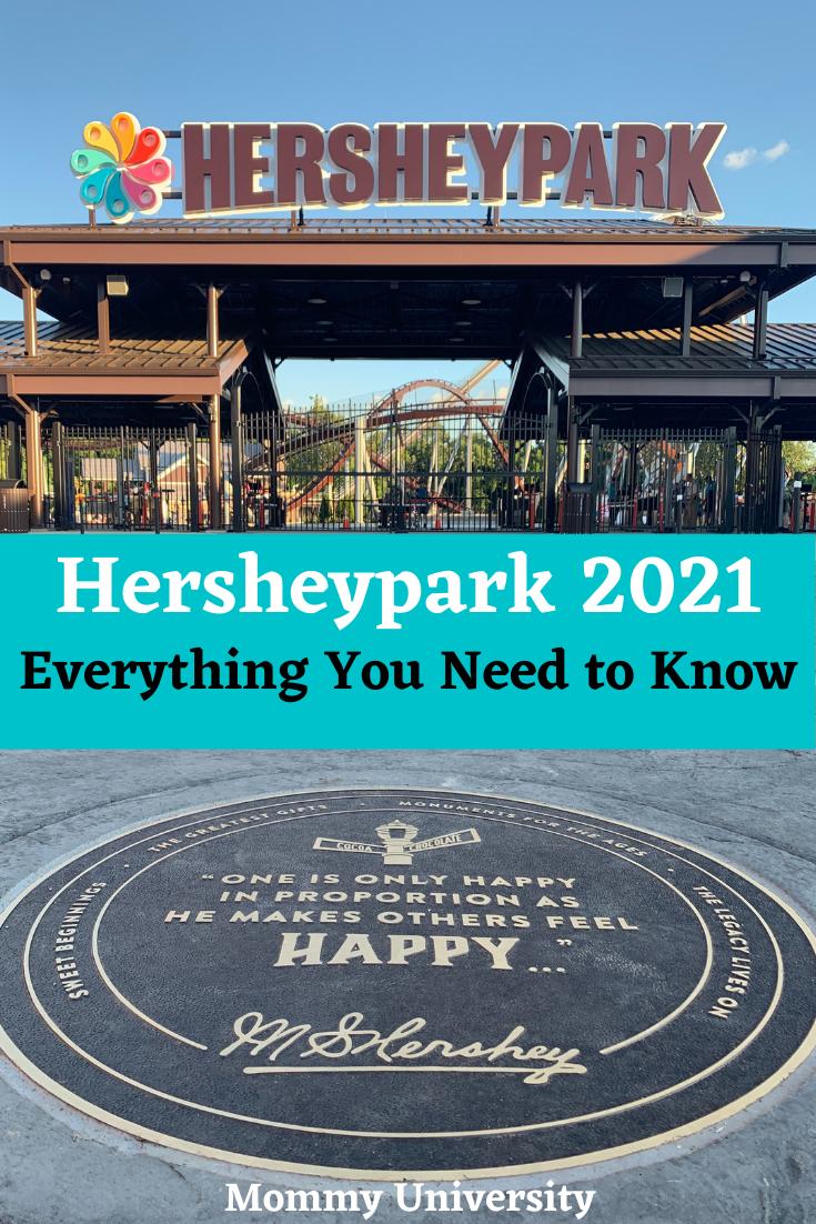 Hersheypark 2021