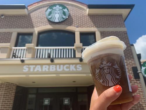 Starbucks at Hersheypark