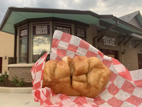 Hersheypark Cinnamon Bread