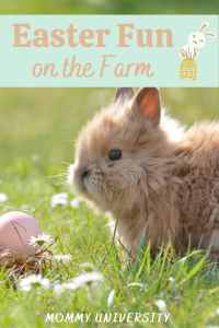 Easter Fun on the Farm