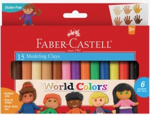 World Colors Modeling Clay