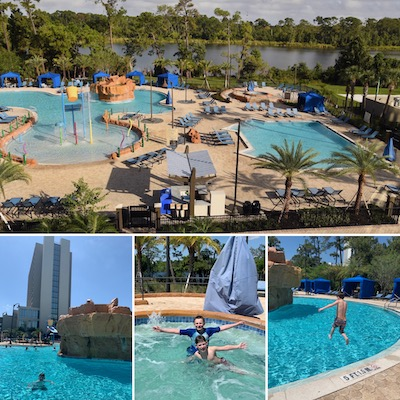 Wyndham LBV Pool