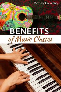 Benefits of Music Classes
