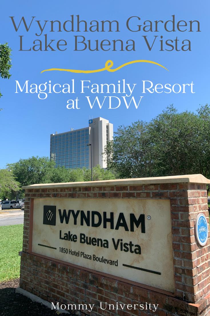 Wyndham Garden Lake Buena Vista