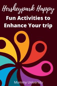 Hersheypark Happy Fun Activities to Enhance Your Trip