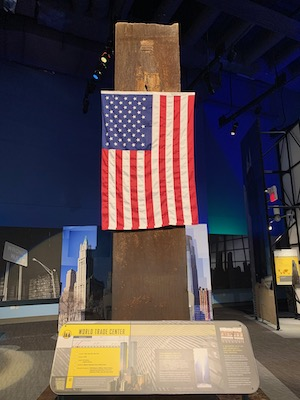 9/11 Tribute at Liberty Science Center